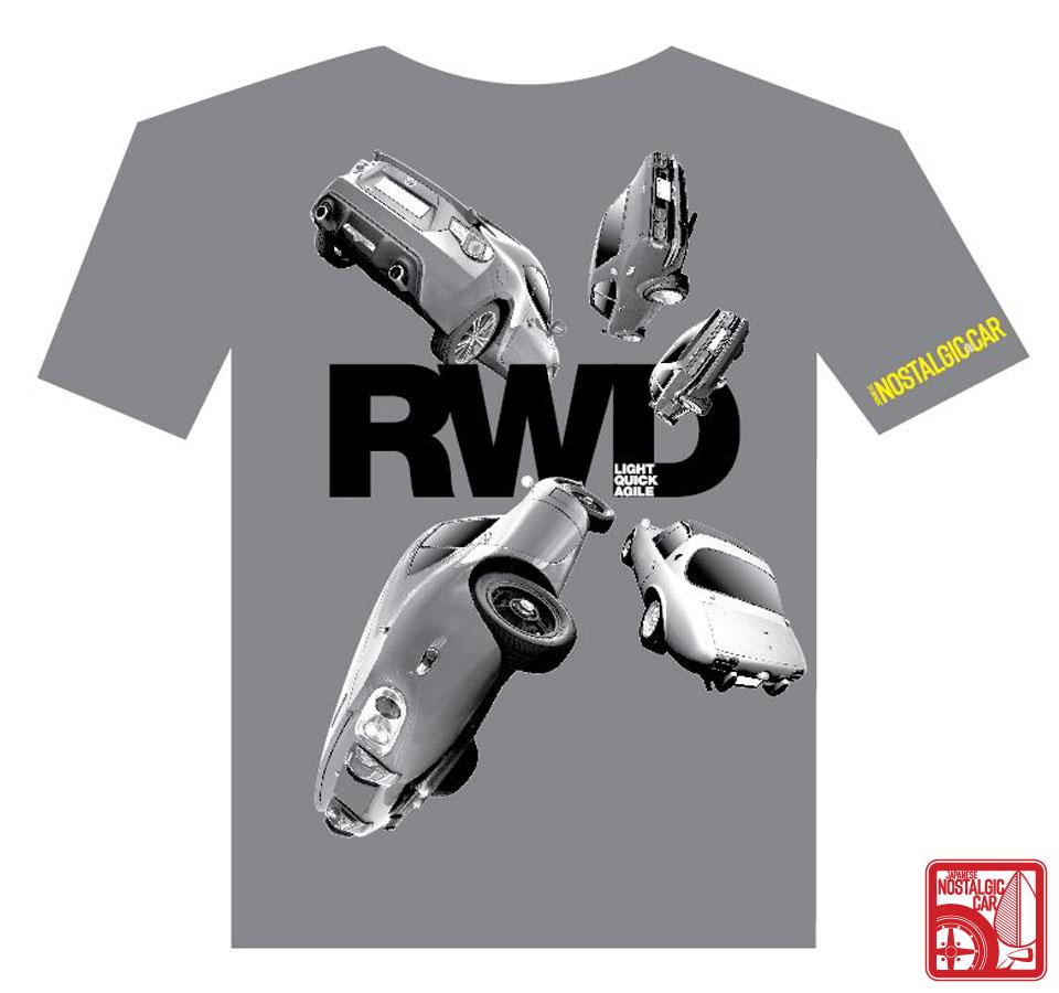 JNC RWD Toyota shirt