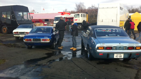 Ron Howard Rush Toyota MS75 Crown Celica