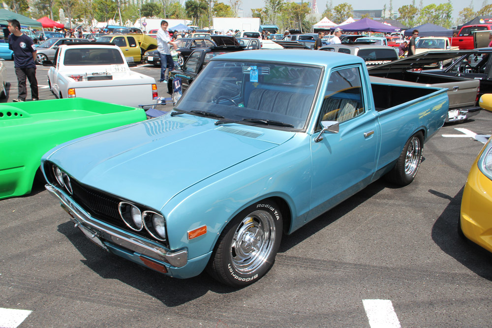 EVENTS: 2012 Mooneyes Street Car Nationals, Part 01: Coupes, Two ...
