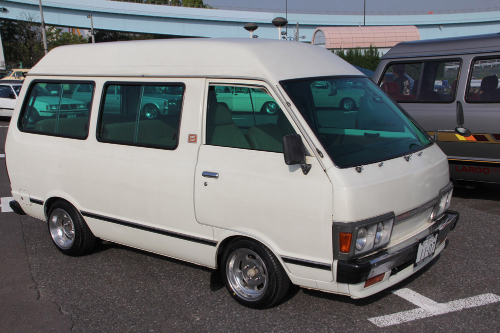 EVENTS: 2012 Mooneyes Street Car Nationals, Part 04: Vans ...
