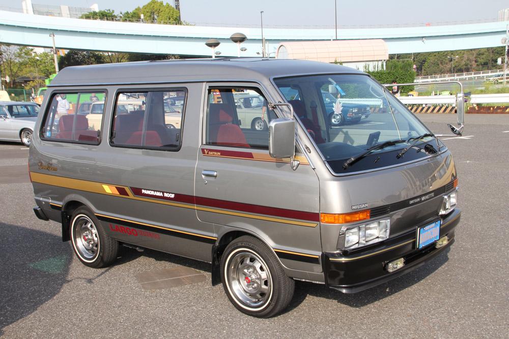 Nissan Vanette 2012
