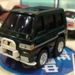 Choro-Q Mitsubishi Delica - black