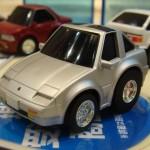 Choro-Q Nissan Fairlady Z 300ZX Z31 silver