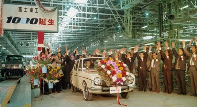 Subaru 1000 1965