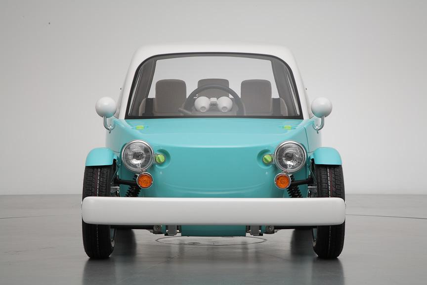 Toyota Camatte Concept Debuts At Tokyo Toy Show Japanese