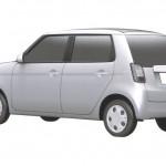 Honda retro N360 kei car 02