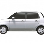Honda retro N360 kei car 06