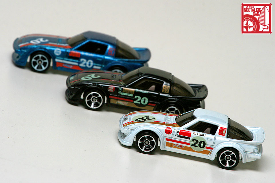 Rogers And Rogers Toyota >> 2012 Hot Wheels X JNC Mazda RX-7 now in white, Kroger's mystery pack | Japanese Nostalgic Car
