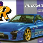 mazda rx-7 fd3s a-spec gt-c - blue - s-package version-r 1