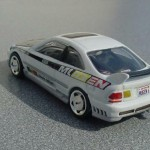 scalemaster custom hot wheels honda civic si - white, black 2