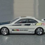 scalemaster custom hot wheels honda civic si - white, black 4