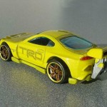 scalemaster custom hot wheels super tsunami - yellow 2