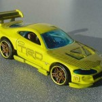 scalemaster custom hot wheels super tsunami - yellow 3