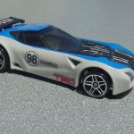 scalemaster custom hot wheels toyota 2000gt nerve hammer 01