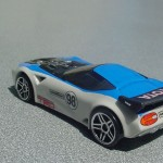 scalemaster custom hot wheels toyota 2000gt nerve hammer 02