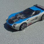 scalemaster custom hot wheels toyota 2000gt nerve hammer 03