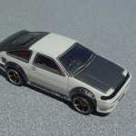scalemaster custom hot wheels toyota ae86 corolla 03