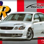 toyota aristo v300 vertex d-speed falcon - white - s-package version-r 1