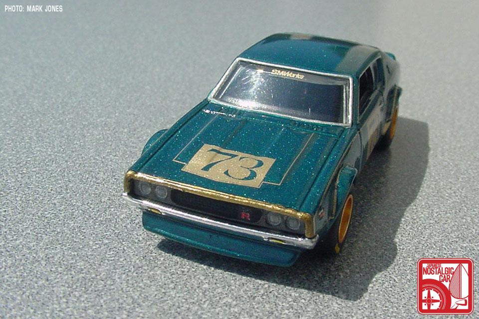 Minicars Custom Hot Wheels 1972 Nissan Skyline Gt R Show Car