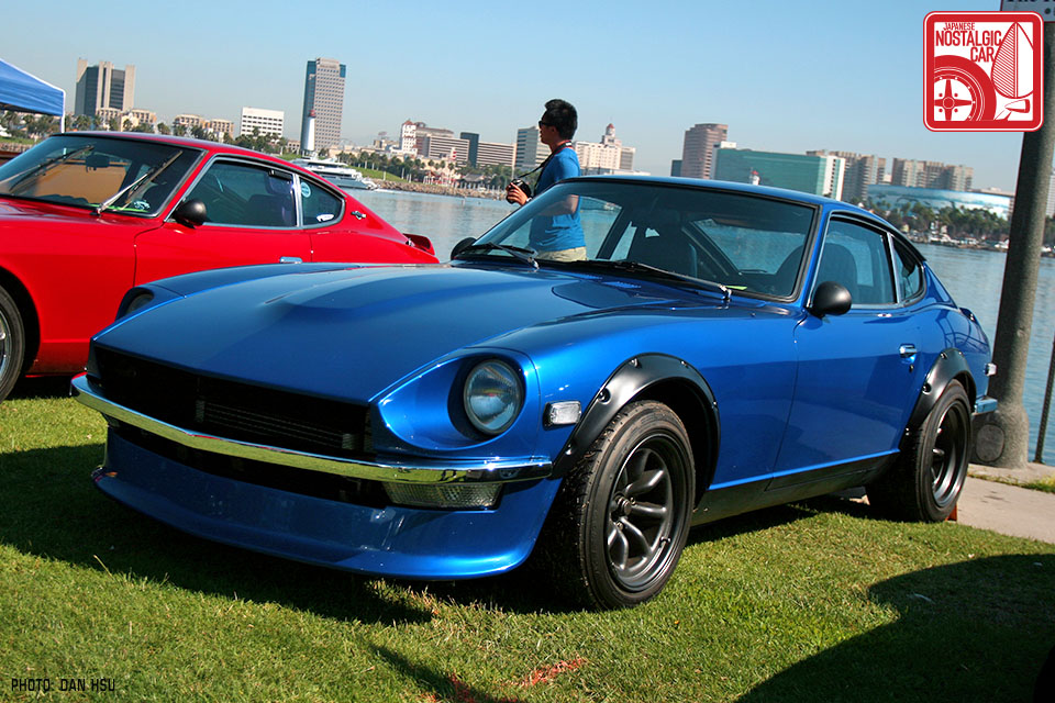 EVENTS: 2012 Japanese Classic Car Show, Part 05: Sports