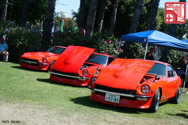 Events Japanese Classic Car Show Part Sports Cars