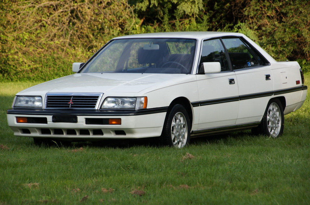 Kidney, Anyone? Possibly the freshest Mitsubishi Galant Sigma in the ...