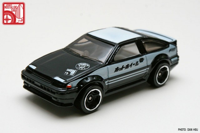 MINICARS: Hot Wheels X JNC Toyota AE86 Corolla | Japanese Nostalgic Car