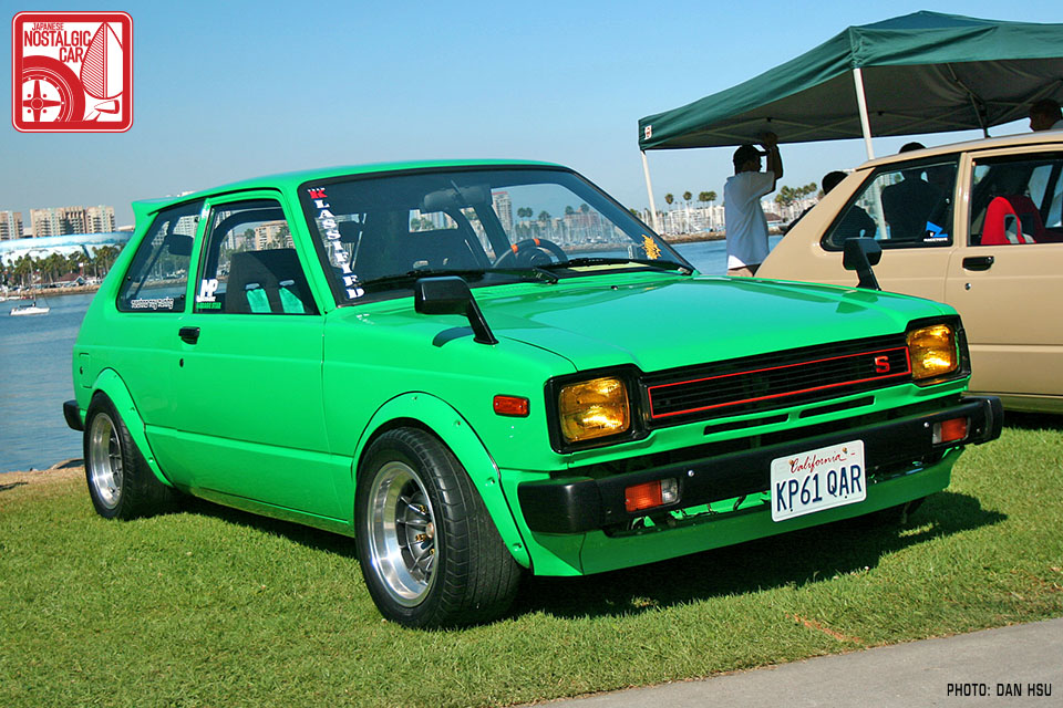 EVENTS: 2012 Japanese Classic Car Show, Part 06: Wagons & Hatchbacks ...