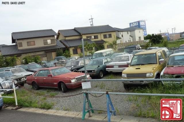 Garage Life: Classic Car Nagoya Diary   Japanese Nostalgic Car