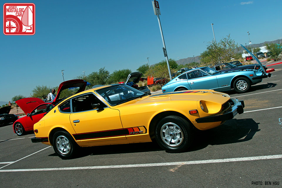 The Car Shop >> 69-0837_Datsun280Z-NissanFairladyZ-S30-Zzzap | Japanese Nostalgic Car