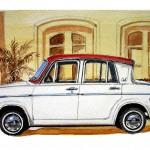 1962 Mazda Carol 360