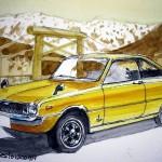 1970 Mazda Familia Presto 1300GF
