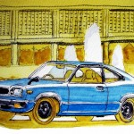 1971 Mazda Grand Familia 1300 Coupe 808