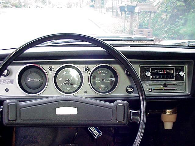 Kidney Anyone 17 000 Mile 1972 Datsun 1200 Coupe