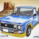 1973 Mazda REPU