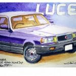 1986 Mazda Luce