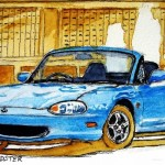 1998 Mazda MX-5 Miata Roadster NB