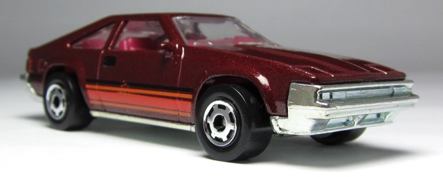 Minicars 2013 Hot Wheels Flying Customs To Include Datsun