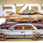 Mazda Luce Cosmo AP Savanna