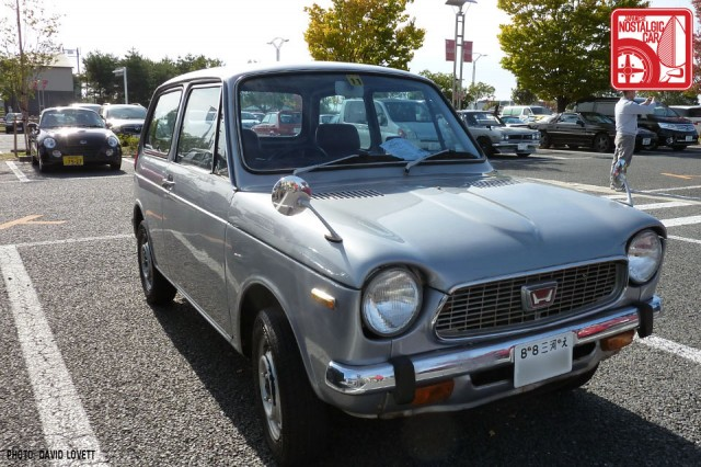 NEXT VERSION Test Driving The 2013 Honda N One Kei Car