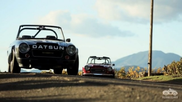 Napa Valley Roadsters by Petrolicious