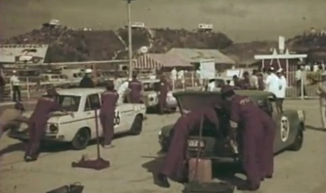 Prince Nissan Skyline GT-B S54 1964 Japan GP