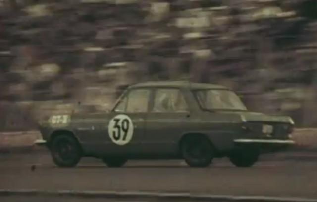Prince Nissan Skyline GT-B S54 1964 Japan Grand Prix - Yoshikazu Sunako