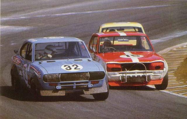1972 Fuji Masters Super Touring Race