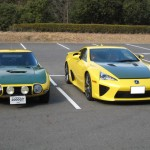 LexusLFA-2000GT_YatabeRecord_yellow-green01