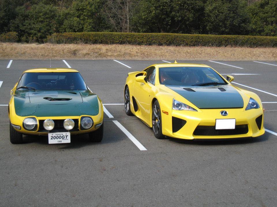 Lexuslfa 2000gt Yataberecord Yellow Green01 Japanese