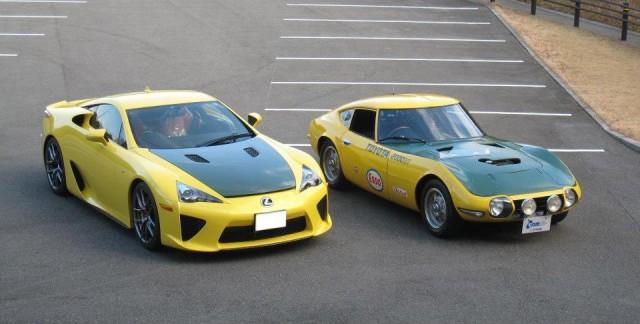 LexusLFA-2000GT_YatabeRecord_yellow-green02