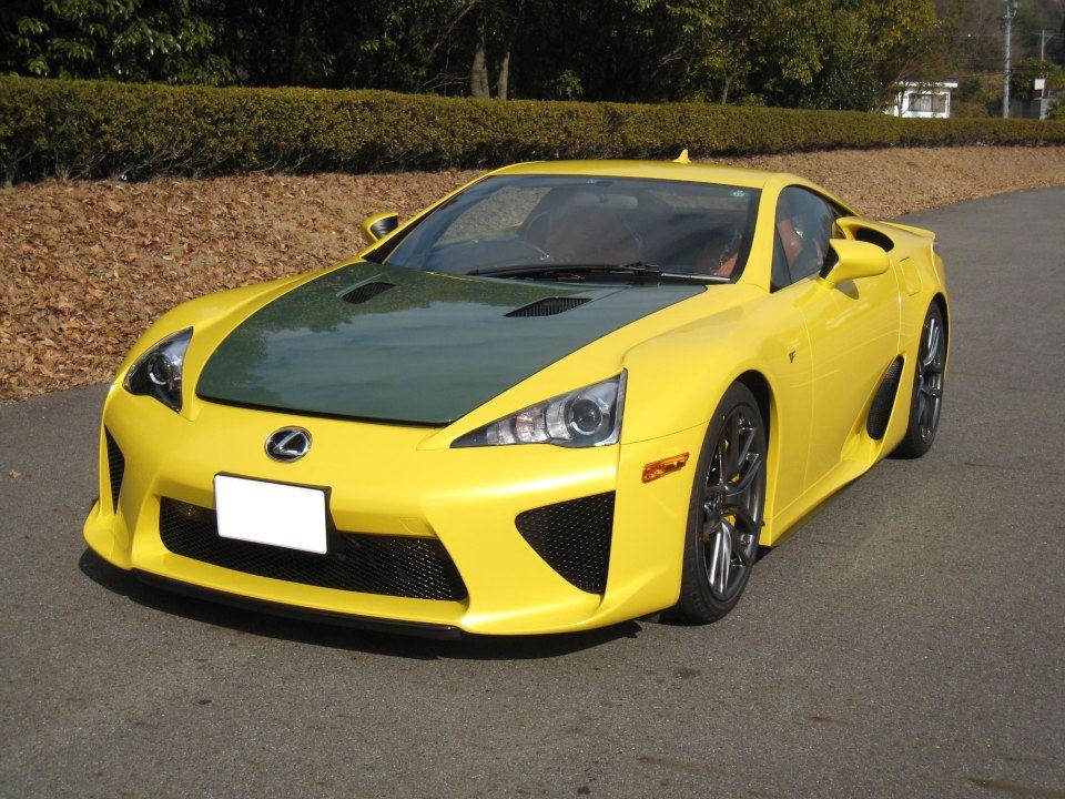 LexusLFA-2000GT_YatabeRecord_yellow-green06