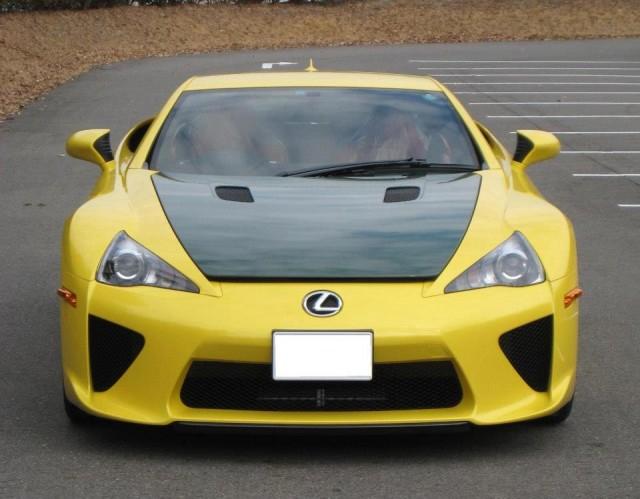 LexusLFA-2000GT_YatabeRecord_yellow-green07