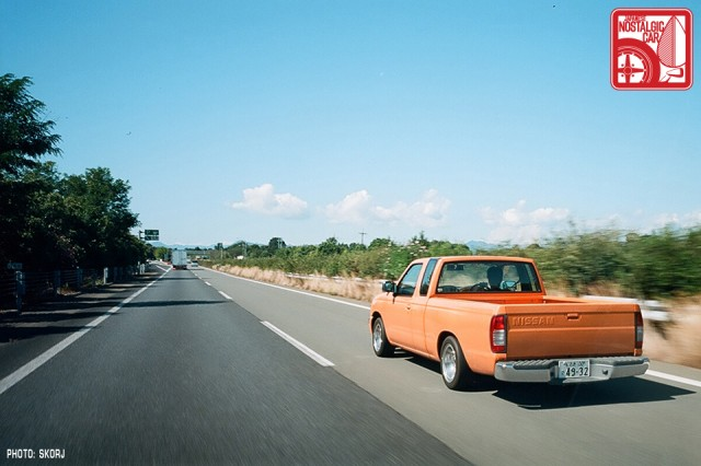 Usui_Touge01-Nissan_Pickup